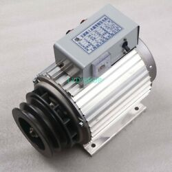 Brushless Rare Earth Permanent Magnet Variable Frequency Generator 3kw 5kw 8kw