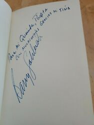 Signed, Barry Goldwater, Admiral Franklin Yes, Admiral Franklin, 1975, Hcdj