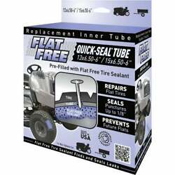 Flat Free Sealant Filled 6 In. Lawn Mower Tire Inner Tube Pack Of 6 45013 Pack