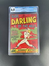 Babe Comics 9 Babe, Darling Of The Hills