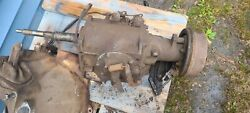 1951 Desoto Chrysler Plymouth Dodge Fluid Drive Transmission And Bellhousing