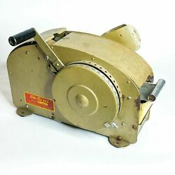 Better Pack 333 Industrial Gummed Water Activated Shipping Tape Dispenser 2