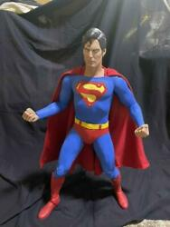 Neca Superman The Movie Christopher Reeve Version 1/4 Scale Action Figure
