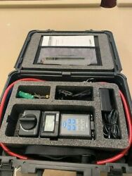 Alnor Hydronic Manometer Hm670 With Accessories Water Air System Heating Cooling
