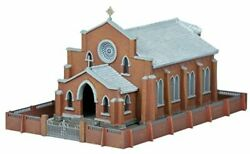 Tomytec N Scale 1/150 Building Collection 050-3 Church A3 From Japan