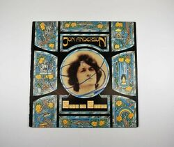Jon Anderson Yes Autographed Signed Album Lp Record Certified Authentic Jsa Coa