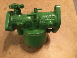 John Deere Dltx 10 Unstyled And Early Styled B Tractor Carb Carburetor 1935-1940