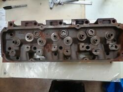 Australian Ford 351c Cleveland Aussie 2v Closed Chamber Cylinder Head Auct.157
