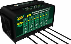 Battery Tender 5 Bank Battery Charger New