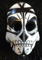 Mcr My Chemical Romance Mask With Wooden Coffin Box 974 Of 10,000