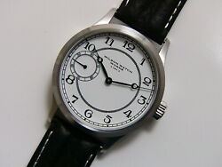 W3 42mm Vintage Hamilton Project - Classic Ivory Dial - Decorated Calibre 921