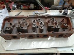 Australian Ford 351c Cleveland Aussie 2v Closed Chamber Cylinder Head Auct.160