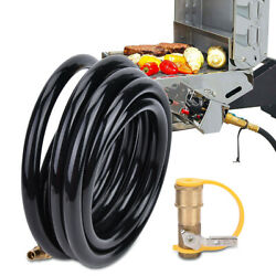 Propane Hose 20-foot Hose Rv Connector For Most Low Pressure Grills