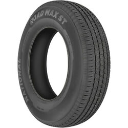 6 Tires National Road Max St St 235/80r16 Load E 10 Ply Trailer