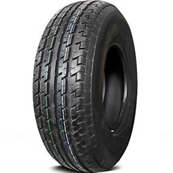 6 Tires Lexani Lxst-105 St 235/80r16 Load E 10 Ply Trailer