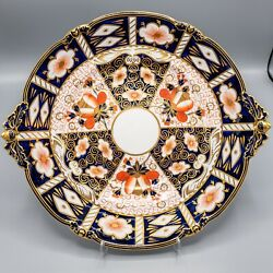 Royal Crown Derby Traditional Imari Tureen Underplate Platter 14 3/8 Free Ship