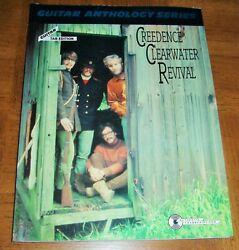 John Fogerty And Creedence Clearwater Revival Music Book - Guitar Anthology Series