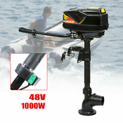 4.0jet Pump Outboard Electric Motor Fishing Boat Engine Brushless Motor