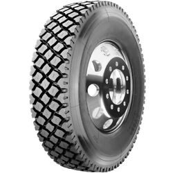 4 Tires Roadx Dt890 11r22.5 Load H 16 Ply Drive Commercial