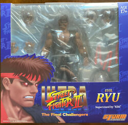 Storm Collectibles 🔥 Stree Fighter Evil Ryu 🔥 Us Seller 🇺🇸