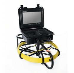 Wi-fi 2.4g Pipeline Endoscope 4500mah Inspection Camera For Drain Pipeline Sewer