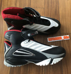 Nike Zoom Vick 4 Iv Unreleased Look See Sample Men's Size 9 Michael Leather
