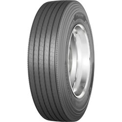 4 Tires Michelin X Line Energy T2 11r22.5 Load G 14 Ply Trailer Commercial