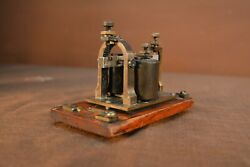 Western Electric Sounder Telegraph 1229