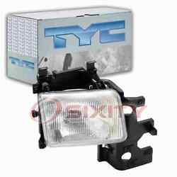 Tyc 20-5193-01 Headlight Assembly For 55055276ab Ch2503115 Electrical Ho
