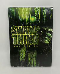 Swamp Thing The Complete First Season Dvd 2008 2 Disc Set Rare Htf Horror Comic