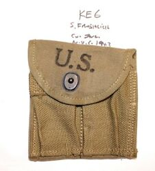 Wwii M1 Carbine Stock Pouch , S. Froehlich Co. Inc. 1943new Orig.usgi -ke6
