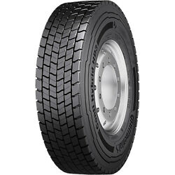 4 Tires Continental Conti Hybrid Hd3 245/70r19.5 H 16 Ply Drive Commercial