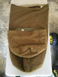 Wwii 10th Mountain Bag Foot Pile Lined Camp Hale Ski 85th 86th 87th Rare 1942