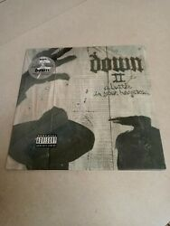 Down Down Ii A Bustle In Your Hedgerow 2xlp New Sealed Pantera Nola Crowbar