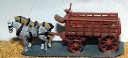 Railway Delivery Lorry 5 Ton 2 Horse E24 Unpainted N Gauge Scale Models Kit