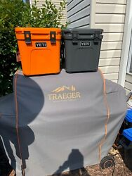 Yeti Roadie 24 Charcoal Hard Cooler Brand New With Tags Unregistered