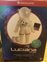American Girl Luciana Space Suit Nib Nrfb Retired