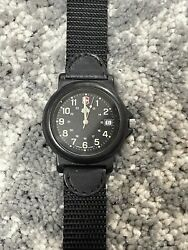 Swiss Army 90andrsquos Watch New Sa Strap Needs Battery
