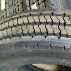 4 Tires Galaxy Dh241-g 11r22.5 Load H 16 Ply Drive Commercial