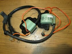 Omc Brp Johnson Evinrude Oem Ignition Coil Pair