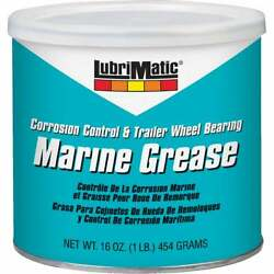 Lubrimatic 1 Lb. Can Marine Trailer Wheel Bearing Grease 11404 Pack Of 12