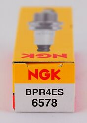 8 Pack Ngk 6578 Bpr4es Solid Copper Standard Plug Spark Plugs Free Shipping