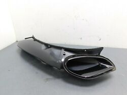 2018 17 19 Porsche 911 991.2 Turbo S Left Side Air Inlet Duct Intake 6634 D1