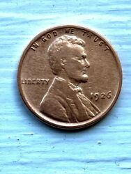 👀1926 Lincoln Wheat Penny With No Mint Mark Rare See Pictures Wow
