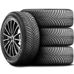 4 Tires Michelin Crossclimate 2 225/60r17 99h As Performance