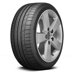 Continental Extremecontact Sport 305/30r19xl 102y Bsw 4 Tires