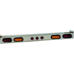 Buyers Products 8891150 66 In. Oval Led Light Bar Kit