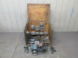 Dumore No. 1 Versa-mil 31-010 Grinding Drilling Slotting Lathe Attachment Mill