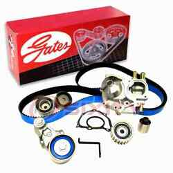 Gates Rpm Timing Belt Kit With Water Pump For 2005-2009 Subaru Legacy 2.5l Zv
