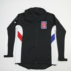 Los Angeles Clippers Nike Nba Authentics Drifit Jacket Men's New With Tags